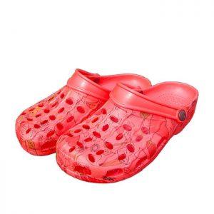 damske cervene kroxy modne